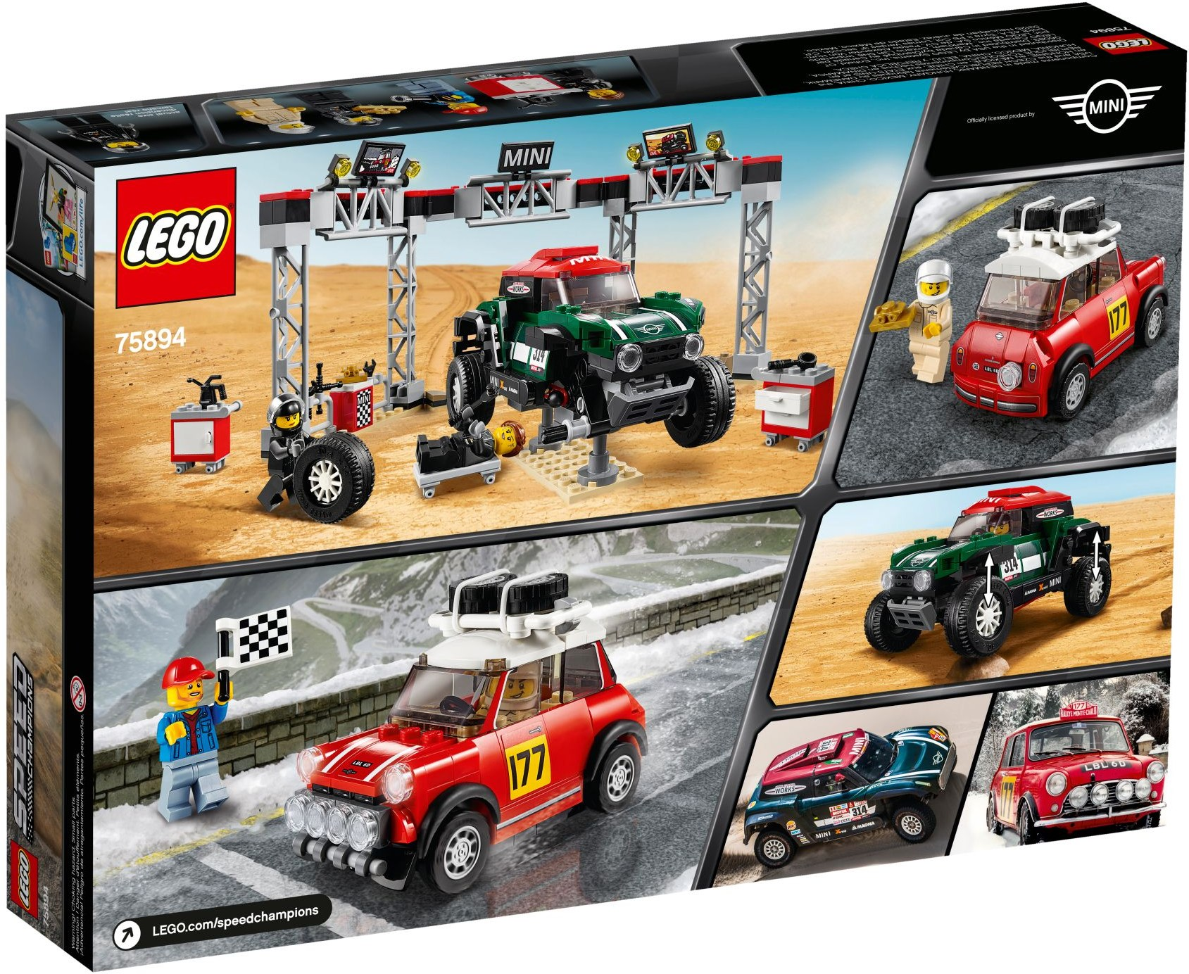LEGO Speed Champions Archives - The Brick Show
